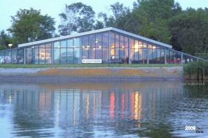 Het Roode Hooft, clubhuis Wsv Lauwerszee